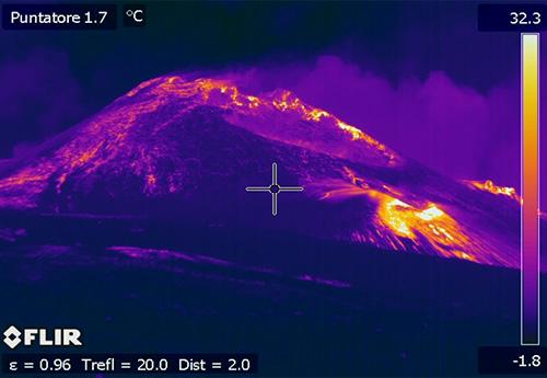 熱赤外線画像診断